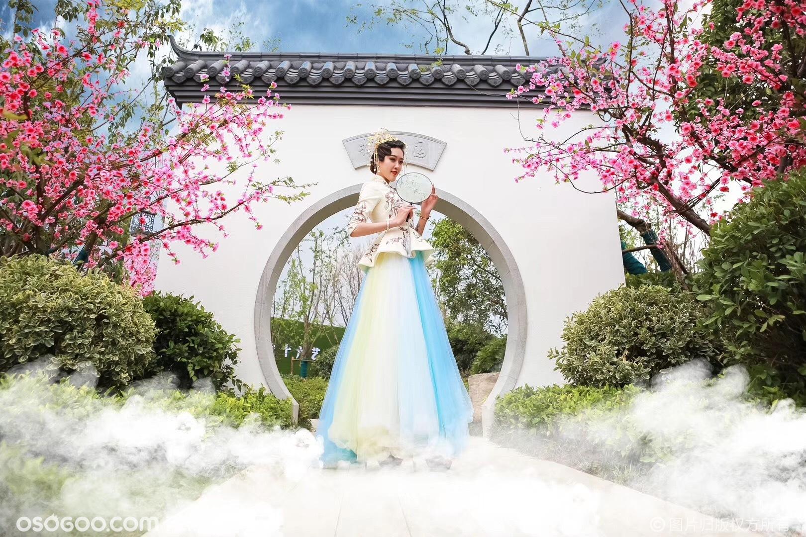 亚上文化-亚上礼服&烟雨菲菲