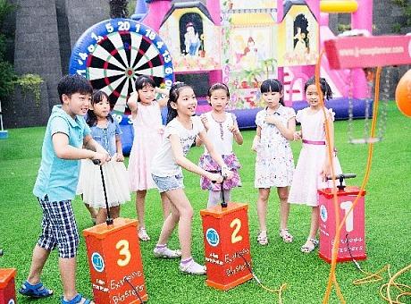 嘉年华游乐出租 || 疯狂气球爆破租赁 || 嘉年华游乐资源