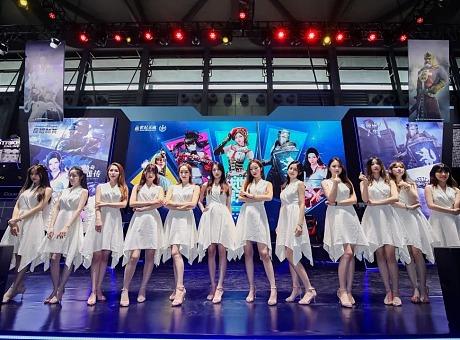 2021 ChinaJoy中国国际数码展览会