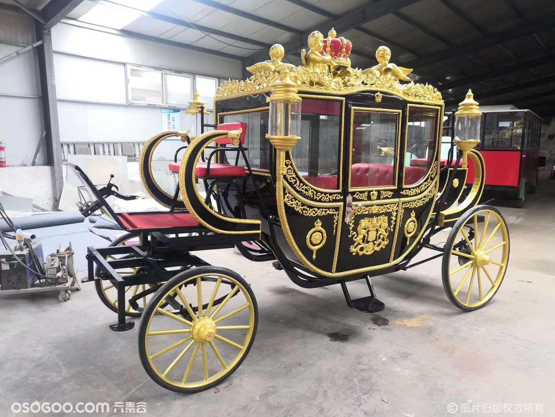 专业承接马车巡游活动 观光马车 南瓜马车 古典皇家马车 马匹