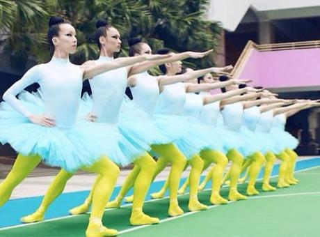 香港芭蕾舞团成立40周年庆