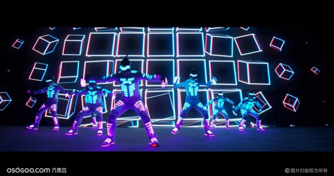 超像素电光舞超级像素波场跳舞