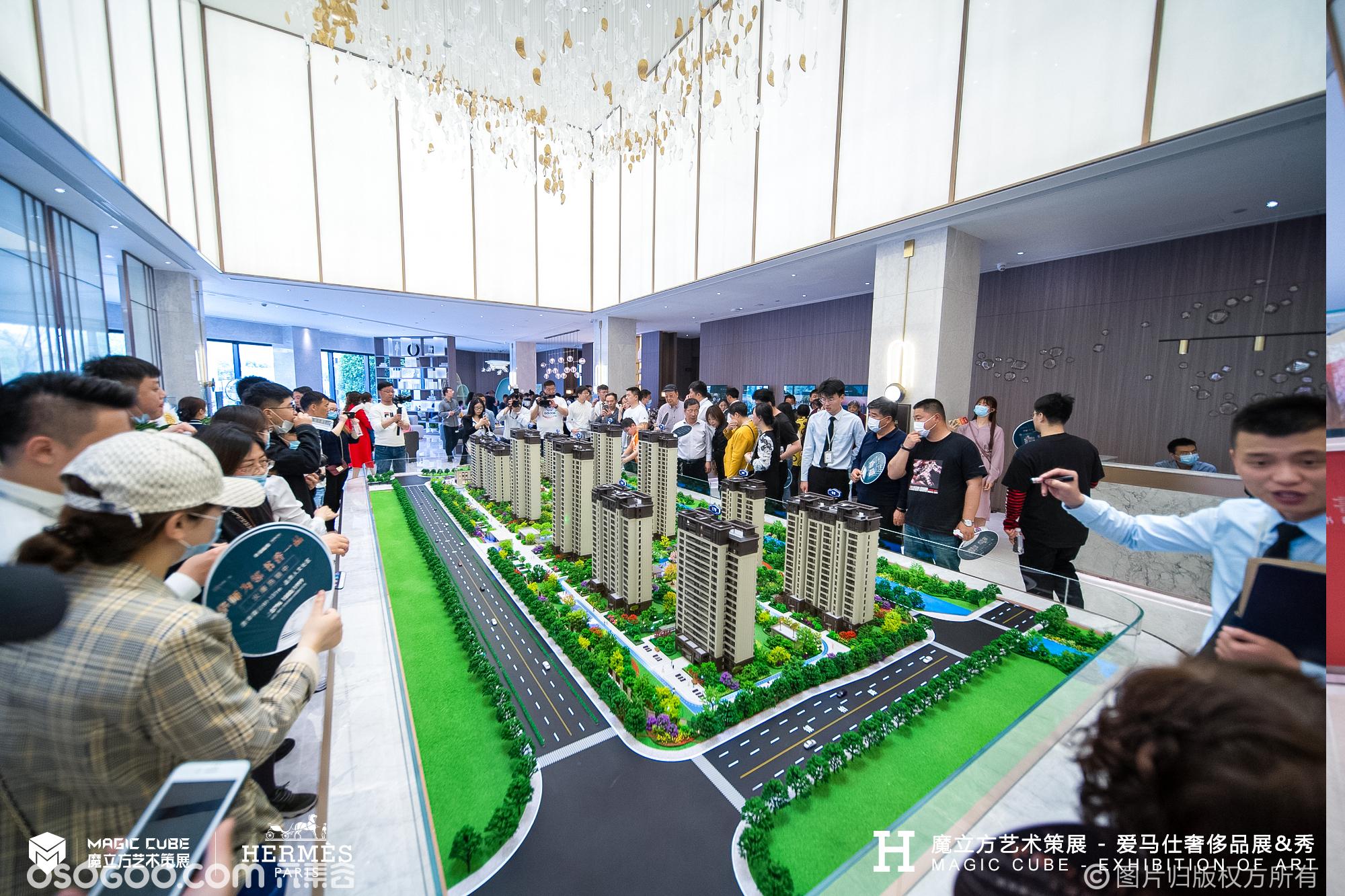 江苏扬州~爱马仕展~高端奢侈品展