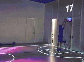 投石科技5G+XR智慧体育项目亮相广州琶洲会展