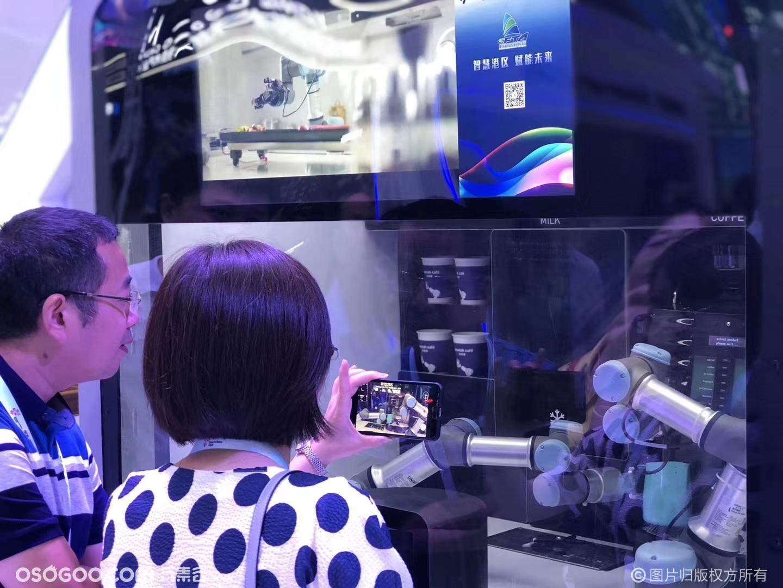 调酒机器人租赁 自动咖啡机械臂出租 咖啡机器人出租