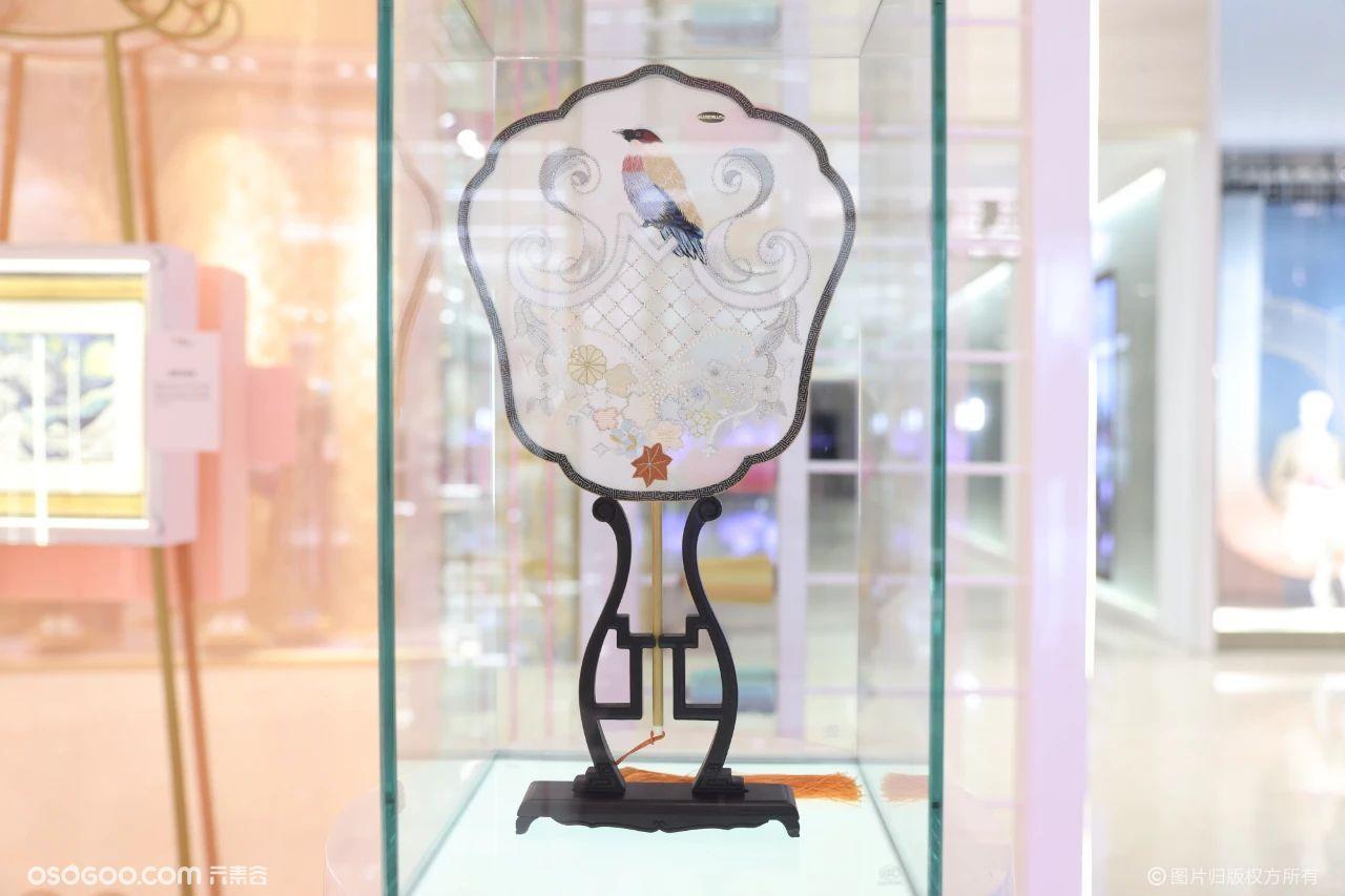 IFC「法式刺绣艺术盛典」