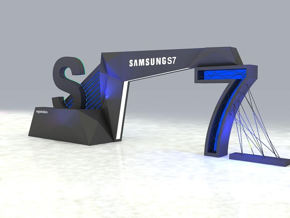 如何做好一场活动设计规划|三星S7发布会设计