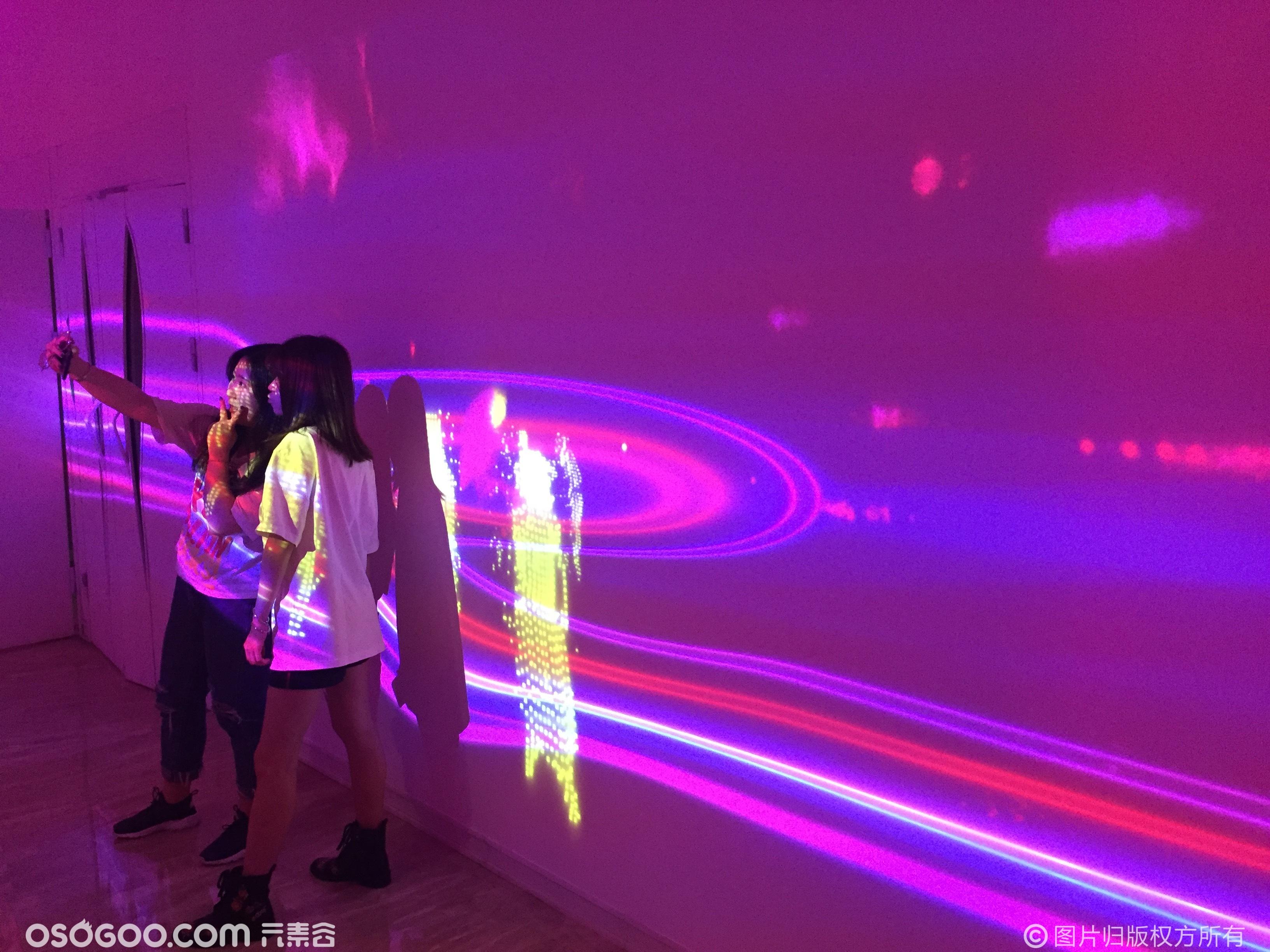 K11出现广州最火网红打卡互动艺术空间