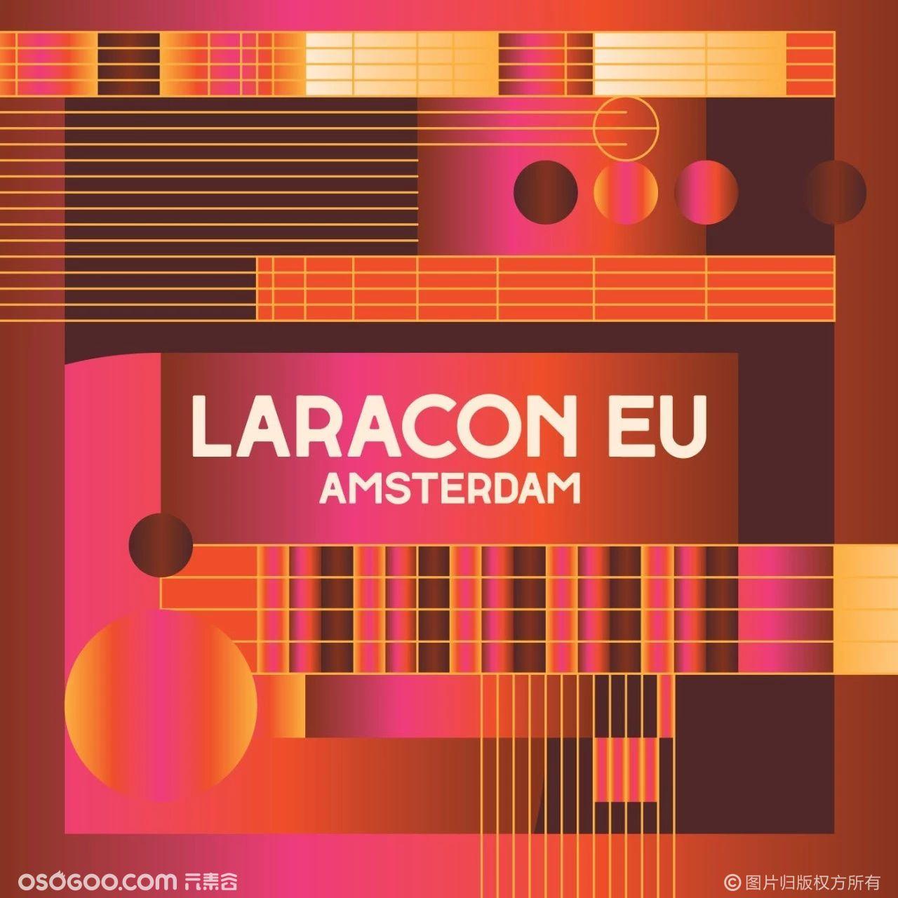 2019 LaraconEU 开发者大会视觉形象设计