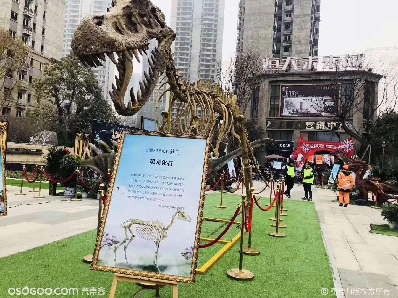 侏罗纪恐龙乐园策划 大型恐龙模型租赁 活动执行