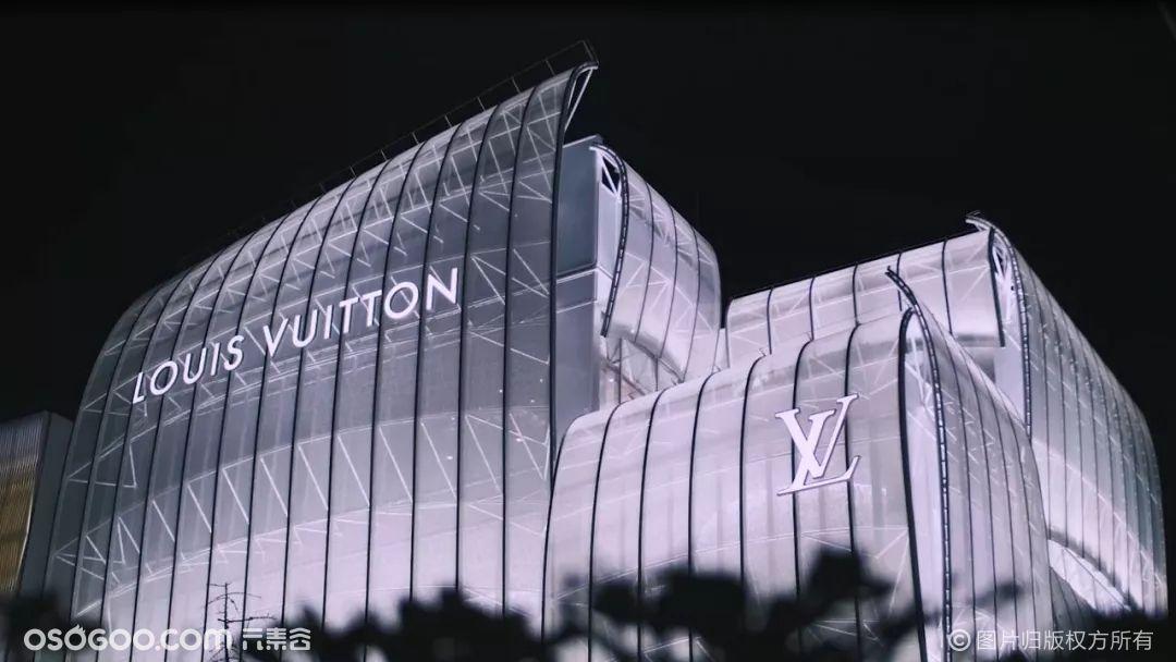 盘点下奢侈品牌LV的设计,看看有没有散发着金钱的味道?