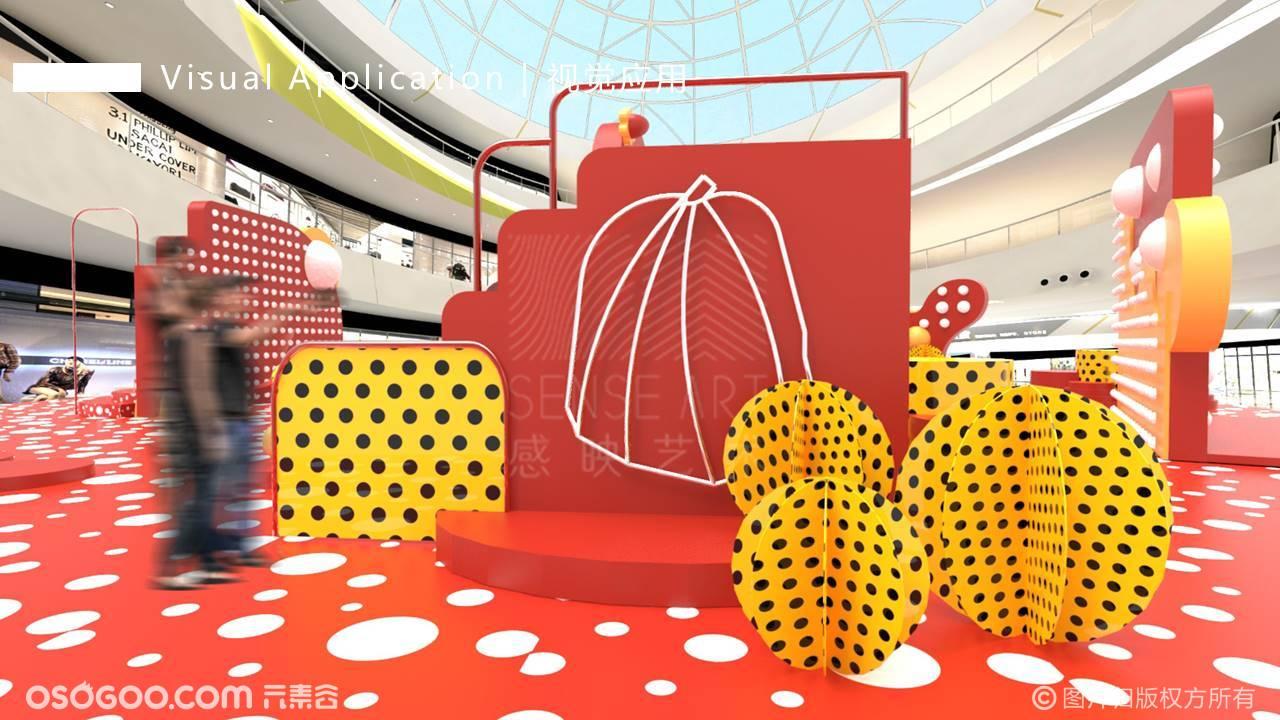 【波点艺术博物馆】艺术IP空间互动体验展-感映艺术出品