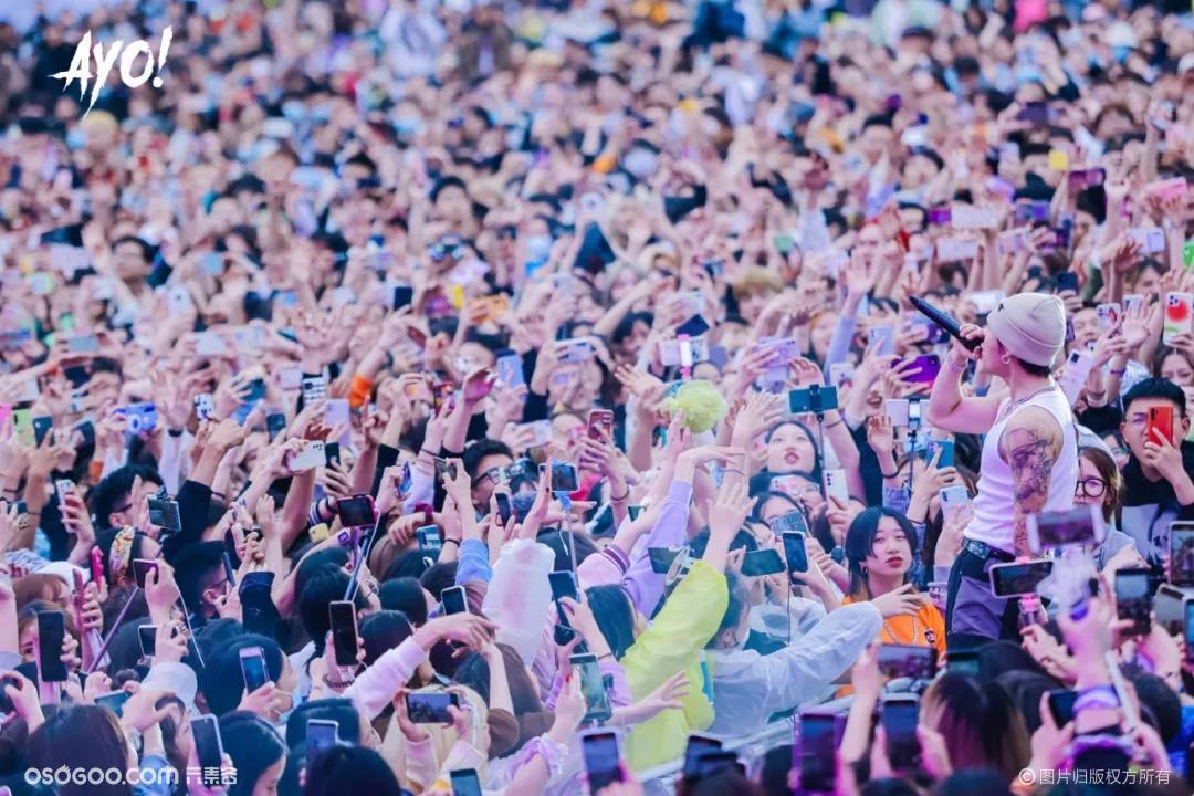 2021 AYO! 音乐节 · 成都站