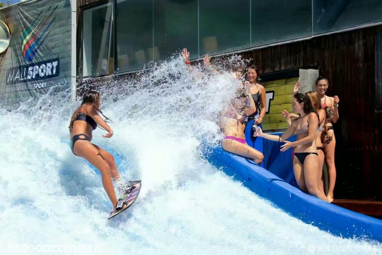 移动式水上冲浪出租滑板冲浪设备固定式冲浪模拟器厂家
