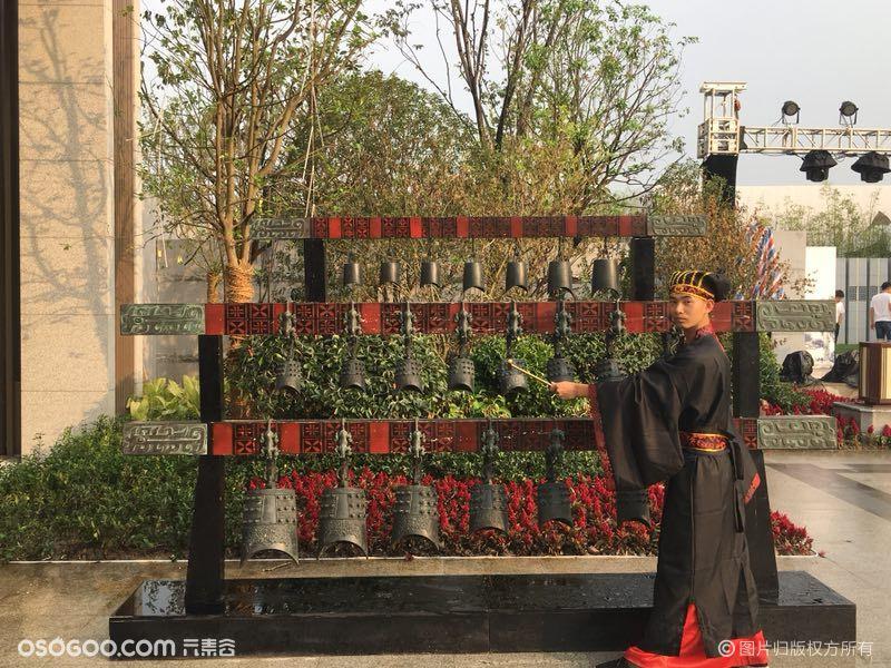 亚上文化--编钟