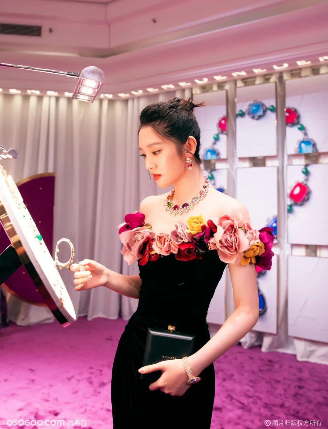 宝格丽Barocko高级珠宝展