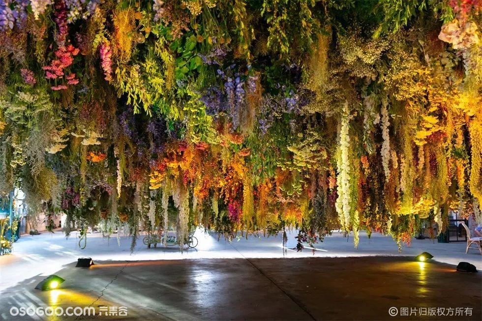 """圣日耳曼酒庄""""奇异的花园幻想"""""""