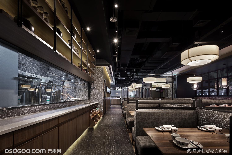 客家主题餐厅设计【艺鼎新作】