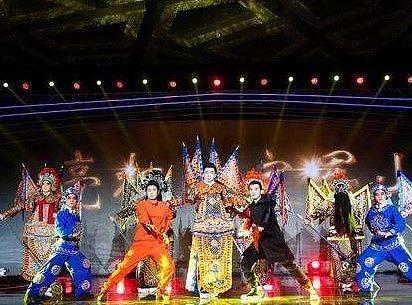 国潮节目《京剧嘻哈》&《嘻哈京剧 京剧街舞》