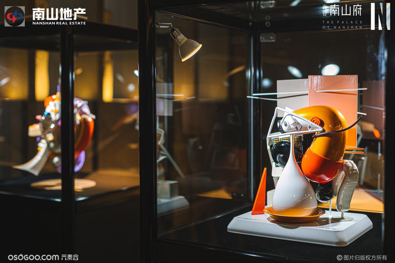 奥马尔艺术巡展——武汉站