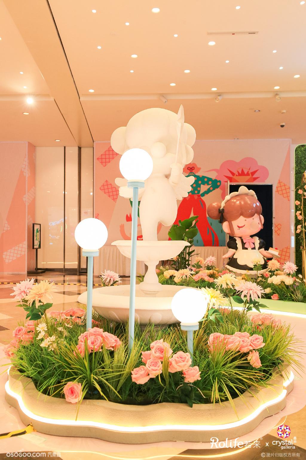 Nanci花园下午茶·上海晶品主题展