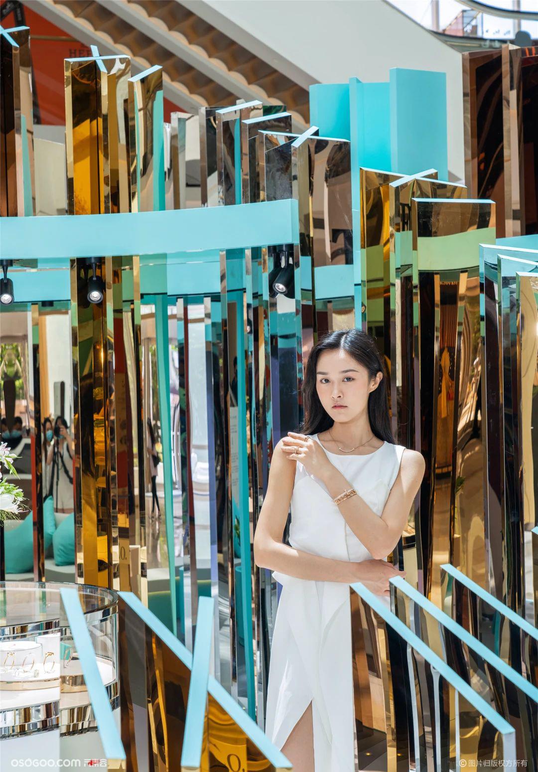Tiffany Atlas X系列限时精品店