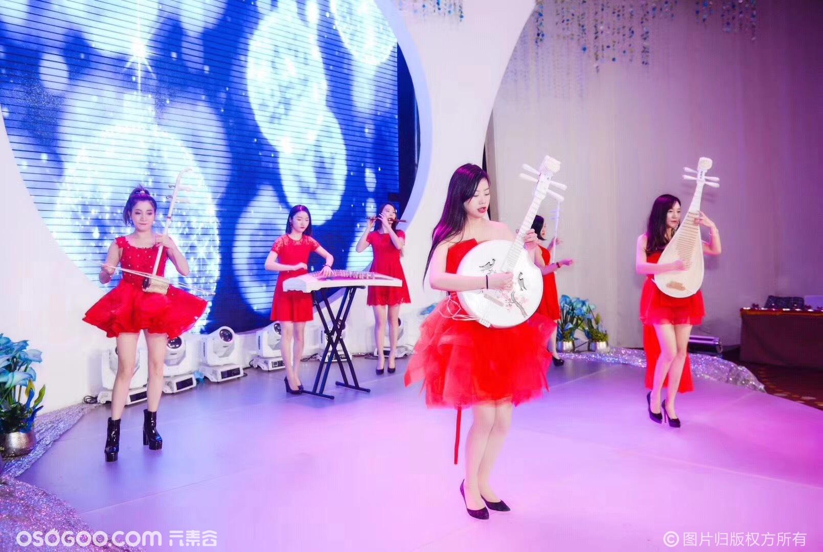 广州丰富乐器乐队演绎资源