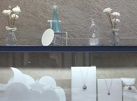 珠宝展示橱窗