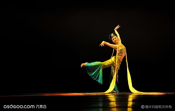 古典舞《飞天》