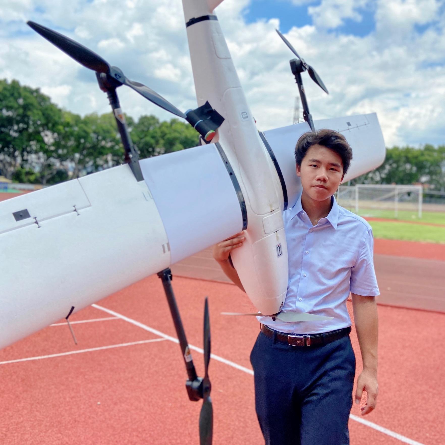 东莞翼拍航空电子科技有限公司
