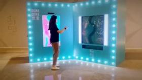 体感互动游戏机新款互动扭蛋机盲盒扭蛋机新年春节元旦商场装置